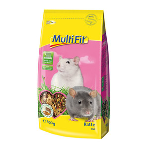 MultiFit Rattenfutter